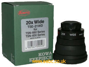 Kowa 20xWide eyepiece for TSN660